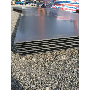 hot rolled carbon st37-2 steel plate