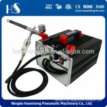 Novo HSENG HS-218SK mini kit compressor de ar