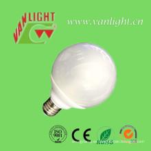 Forma de globo glb-30 W CFL luz, lámpara del ahorro de Enery