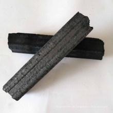 Kokosnussschalenmaterial Sechseck bbq Holzkohle Hersteller