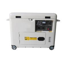 Silence 5KW diesel generator mit OEM service Neue Stil