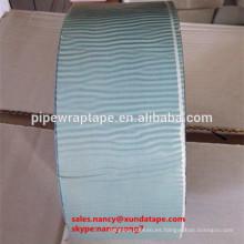 Materiales de revestimiento para tuberías Cinta de envoltura tejida de fibra de polipropileno