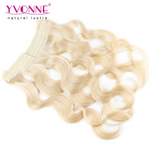 High Quality #613 Brazilian Hair Flip in Hair Extension