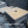 Placa de corte de hierro de venta caliente de bajo precio