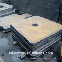 Placa de corte de ferro venda quente baixo preço