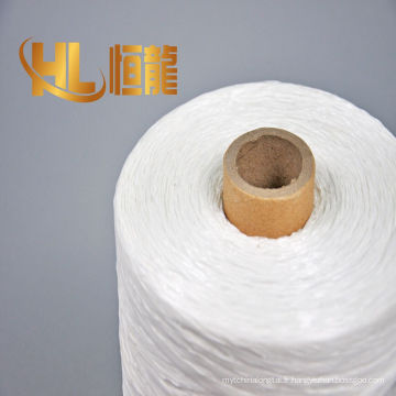 Fil de polypropylène de fil de remplisseur de câble pp pp de filament de pp de filament de haute ténacité pour le remplisseur de câble