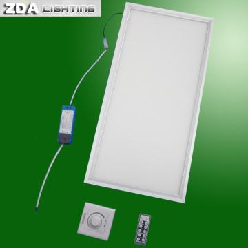 Panneau d'éclairage de Dimmable LED de 60X30cm / 600X300mm