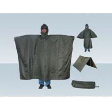 Poncho militar de campo de doble uso