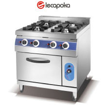 Gas Range And Oven