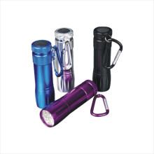 Dry Battery Aluminum LED Flashlight (CC-7005A)