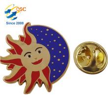Hochwertige benutzerdefinierte Abzeichen Pin / Revers Pins Großhandel
