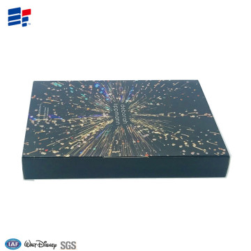 Eyelash cosmetic packaging paper box