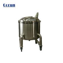 El tanque de almacenamiento de agua de alta calidad del precio de fábrica / el tanque de almacenamiento de aceite