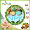 Engrais NPK composé inorganique de haute qualité 20-20-15 avec prix d'usine