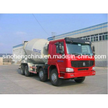 XCMG 14m3 Heavy Duty Concrete Mixer Truck / Mixing Truck / Cement Mixer Truck with Sinotruk Chassis