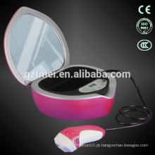 Rejuvenescimento da pele do ipl da mini do uso home portátil & remoção do cabelo