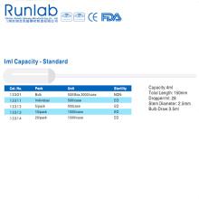 4ml Pipeta de Transferencia de Capacidad