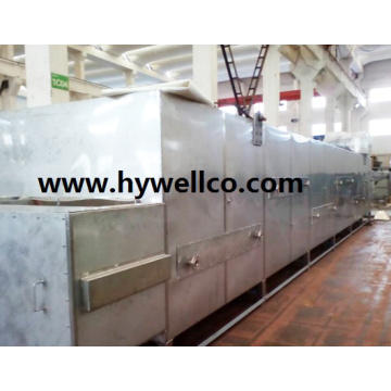 Jualan Hot Continuous Pistachio Nuts Dryer