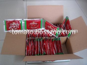 sachet tomato paste in tin