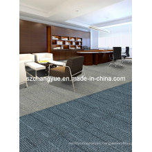 Nylon Modular Modern Office Carpet Tiles with PVC Backing