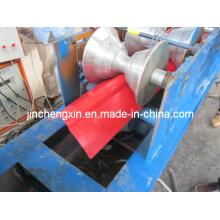 Máquina formadora de tejas de metal Ridge