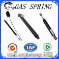 Lockable gas spring for hospital table lift