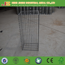 2X1X1m Gabions Application and Welded Mesh Type Welded Gabion