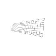 panneau de treillis métallique soudé carré