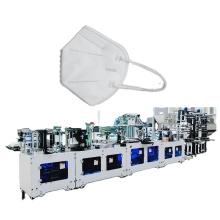 Full Automatic Folding Type Mask Making Machine
