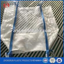 2016 Breathable big bag/500kg pp mesh bag , bulk bag wirh vent fabric