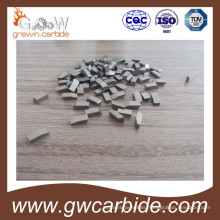 Tungsten Carbide Saw Tips with Grade Yg6 Yg6X, etc