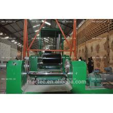 Linha de máquinas para revestimento de bobinas de alumínio e aço
