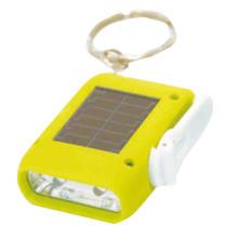 Sản phẩm Dynamo 2 nhựa keychain đèn LED với ánh sáng mặt trời