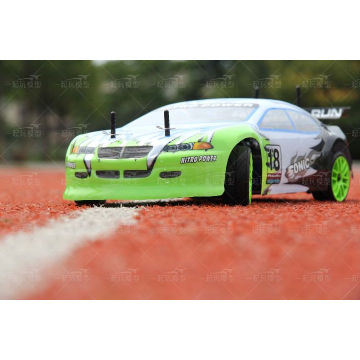 Ready to Run 1: 10 Scale Radio Control Petrol Car