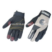 Cycling Full Finger Sports Bike Bicycle Sports Equipment Glove Gel Padding Sports Glove