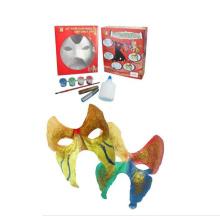 DIY niños fiesta diseño máscara creativa máscara de Halloween