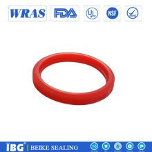 PU90 плоское уплотнение кольцо Красный 33*41*4.8