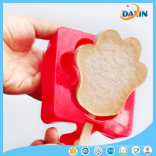 Bear Claw Shape Food Grade Silicone Ice Cream Mould