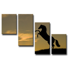 Cheap Leasted Canvas Famous Print Art