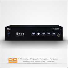 Pg-6s MP3 Player Mini Amplifier para el hogar