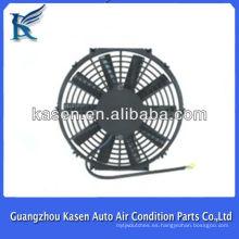 Ventilador auto de 12 pulgadas 24v y ventilador eléctrico de 12 voltios