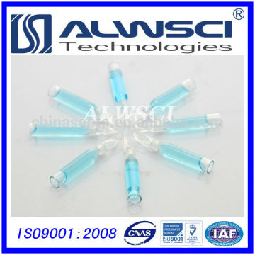 5.8mm Glass Conical Vials with Bottom Spring