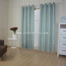 गर्म बिक्री होटल कढ़ाई CURTAIN GF029-2