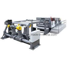 Machine de découpe de feuille de papier à haute vitesse Hob / Machine de découpe (série BTGD)