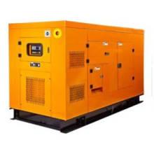 Vereinigen Sie 120kVA schalldichten geschlossenen Generator mit CUMMINS Motor
