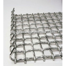 mine screen with hook /crimped wire mesh