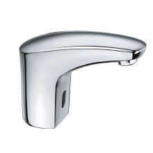CE RoHS Heavy Solid Deck Mounted Automatic Sensor Tap for washroom basin