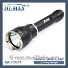 2016 Новейшая яркостная люминесцентная лампа для дайвинга X6