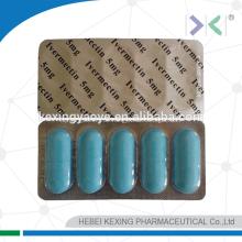 Ivermectin Tablet 5mg Veterinär