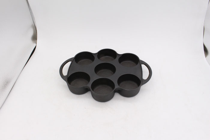 Cast Iron Pancake Pan